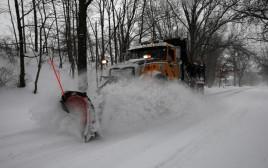 סופת שלגים, ארצות הברית