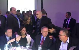 ראש הממשלה בנימין נתניהו באירוע הגיבשון של הקואליציה