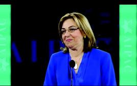 """ליליאן פינקוס, נשיאת אייפא""""ק"""