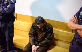 הארכת מעצר לרוצח מטבריה מאיר גולדשטיין