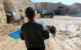 הפצצת הגז בסוריה