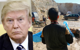 דונלד טראמפ, מתקפה כימית בסוריה