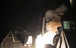 ההפצצה האמריקאית בסוריה