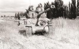 לוחמי חטיבה 8 בזמן מלחמת ששת הימים