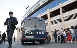 משטרת ספרד