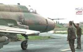 מטוסים סוריים