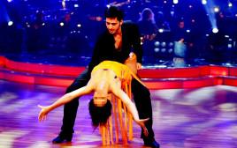 """יניב קקון בתוכנית """"רוקדים עם כוכבים"""""""