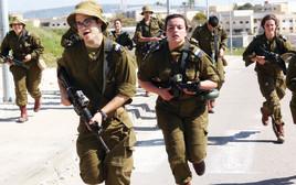 חיילי גדוד 47 באימונים