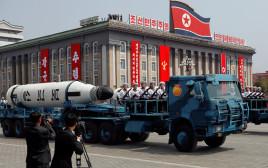 טילים בליסטיים צפון קוריאניים