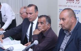 מסיבת העיתונאים של משפחת דוואבשה