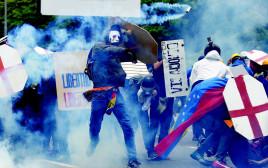 עימותים אלימים בקראקס, ונצואלה