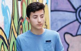 נער מתבגר, צילום אילוסטרציה