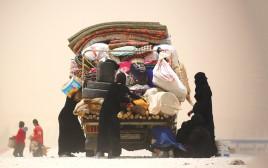 פליטים סורים