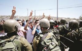 עימותים ביהודה ושומרון