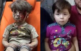 עומראן דקניש, הילד הסורי שנפצע בחלב, אז והיום