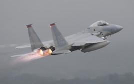 מטוס F-15 אמריקאי