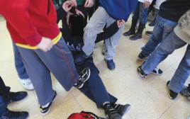 אלימות בבית הספר, צילום אילוסטרציה