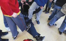 אלימות בבית ספר