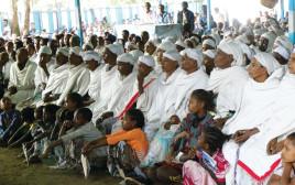 בני הפלשמורה בגונדר שבאתיופיה