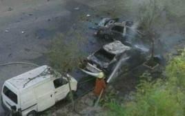 מכונית תופת בדמשק