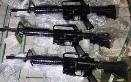 איתור כלי נשק שנגנבו מבסיס שדה תימן