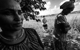 תערוכת צילומים ייחודית של נשים מהקהילה האתיופית שעוסקות בחקלאות במיזם 'הגינה הקהילתית'