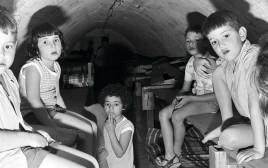 תושבי עמק בית שאן ועמק הירדן במלחמת ההתשה