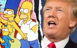 דונלד טראמפ, משפחת סימפסון