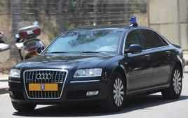 רכב ראש הממשלה