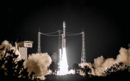 שיגור לוויין התעשייה האווירית