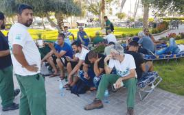 עובדי חיפה כימיקלים בדרום