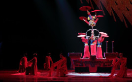 THE IMPERIAL CIRCUS OF CHINA