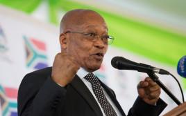 נשיא דרום אפריקה, ג'ייקוב זומה