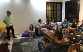 חוג בית של הליכודניקים החדשים