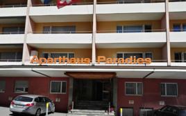 מלון שהחזיק שלטים אנטישמיים בשווייץ