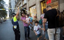 פיגוע בברצלונה