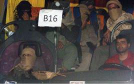 לוחמי דאעש מתפנים מגבול סוריה-לבנון
