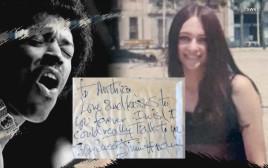 ג'ימי הנדריקס, מכתב אהבה