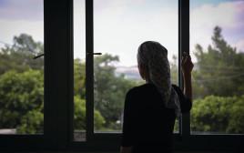 אישה דתייה (אילוסטרציה)