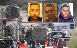 הנרצחים בפיגוע בהר אדר