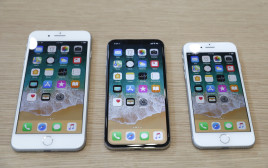 אייפון X, אייפון 8, אייפון 8 פלוס