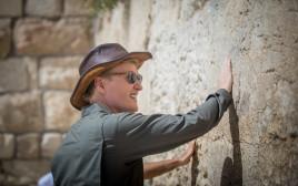 קונאן אובריאן בירושלים