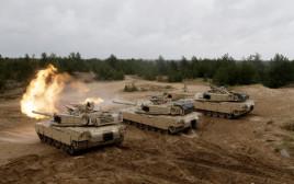 טנקים אמריקאים