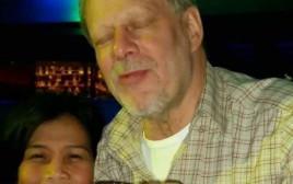 החשוד בטבח ההמוני בלאס וגאס עם שותפתו לדירה
