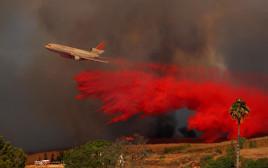 שריפות ענק, קליפורניה