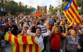 תומכי עצמאות קטלוניה