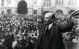 לנין במהפכת 1917