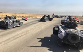 כוחות עיראקיים סמוך לכירכוכ
