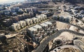 בנייה מתוכננת בשכונת נוף ציון, מזרח ירושלים