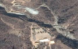 אתר הניסויים הגרעיניים של קוריאה הצפונית